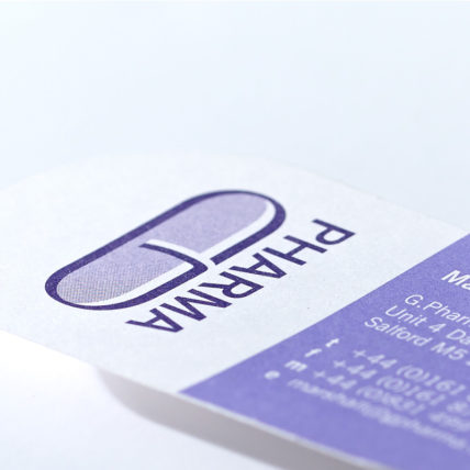 Branding a pharmaceutical company for a competitive industry