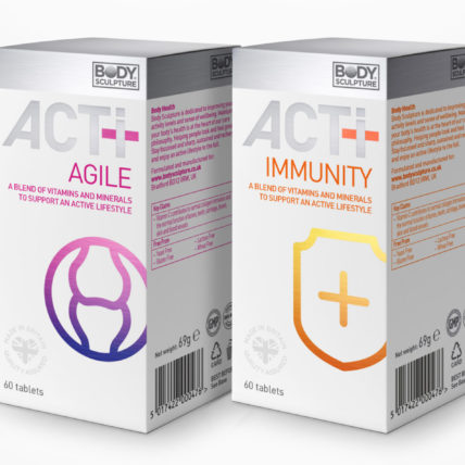 Activating a global supplements brand